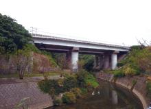 石平橋耐震補強工事(国道)