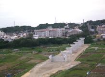 大山7号橋梁工事(市道)
